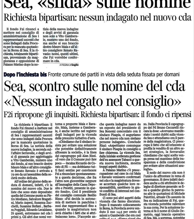 Corriere - 23 giugno 2013